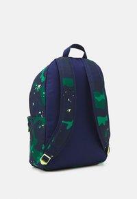 adidas Originals - UNISEX - Rugzak - collegiate green/night sky/pulse yellow - 1