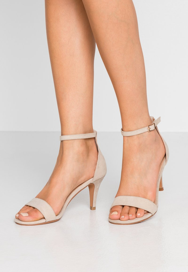 Anna Field Wide Fit - Sandály - taupe