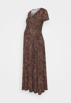 MAXIDRESS - Maxi dress - dusty rose
