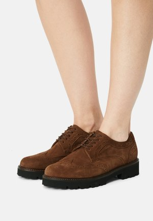 Lace-ups - new whisky