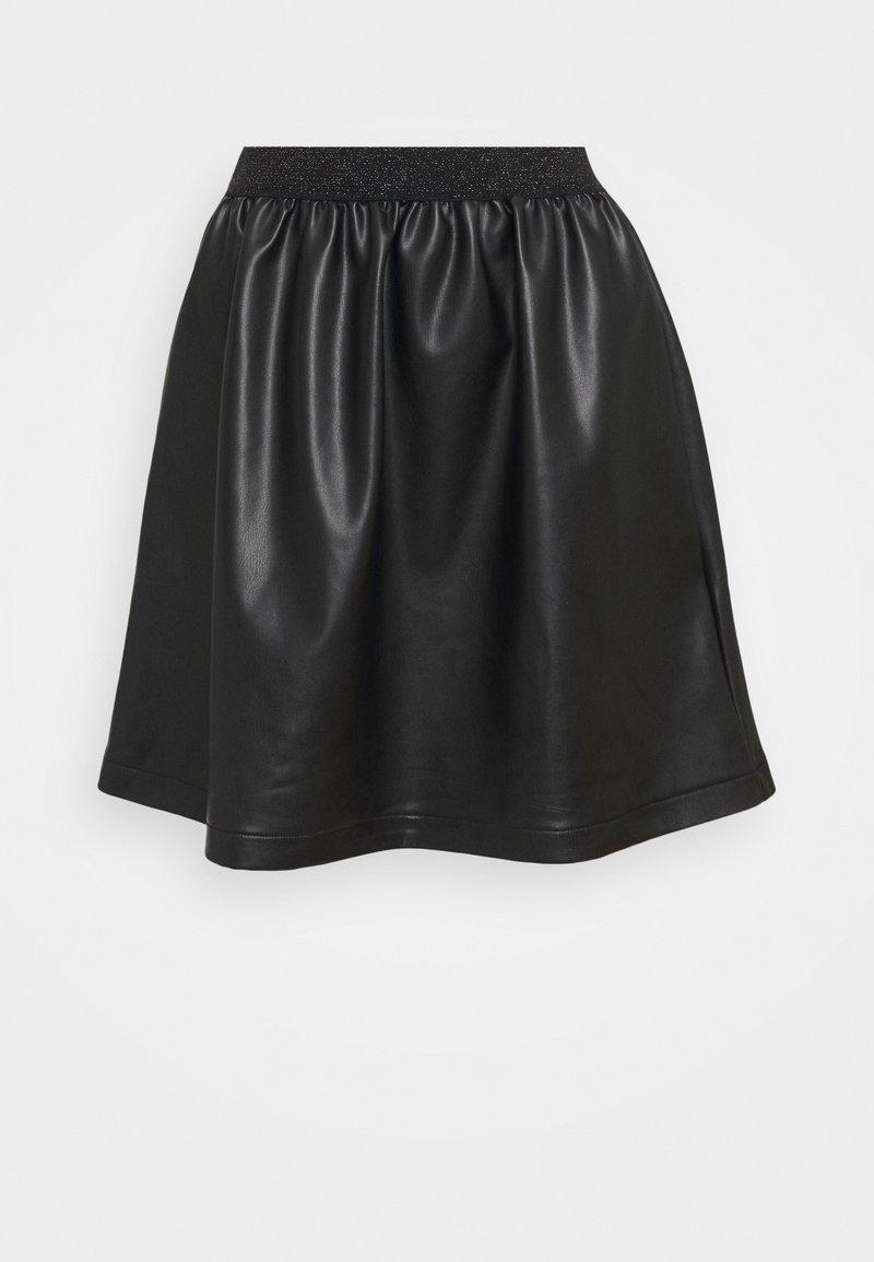 NAF NAF - JUPETTE - Mini skirt - noir