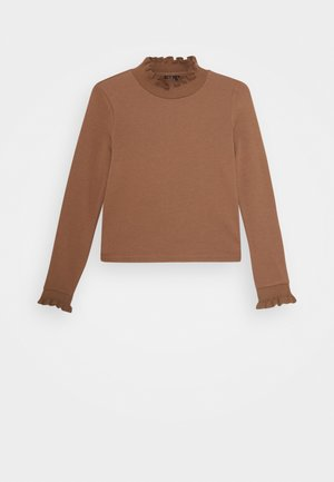 NLFNANCY  SHORT - Sweatshirts - thrush