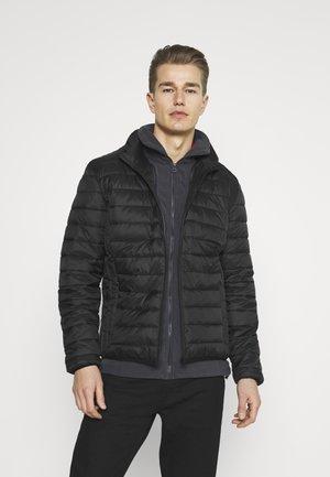 WILSON 2IN1 - Lehká bunda - black/anthracit