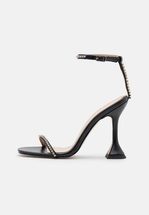 ARTEE - Højhælede sandaletter / Højhælede sandaler - black