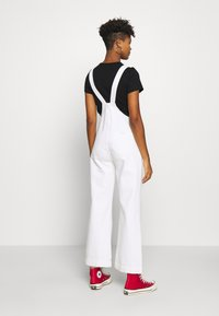 Rolla's - OLD MATE OVERALL - Dungarees - vintage white - 2
