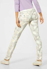 Street One - Slim fit jeans - weiß - 1
