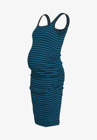 Supermom - DRESS STRIPE - Vestido de punto - seaport - 0