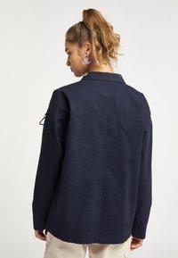 myMo - UTILITY  - Light jacket - marine - 2