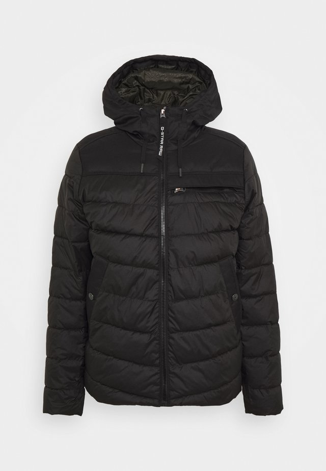 ATTACC QUILTED JACKET - Jas - black