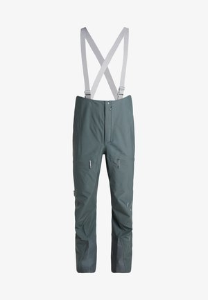 ROLLERCOASTER PANTS - Snow pants - deeper green