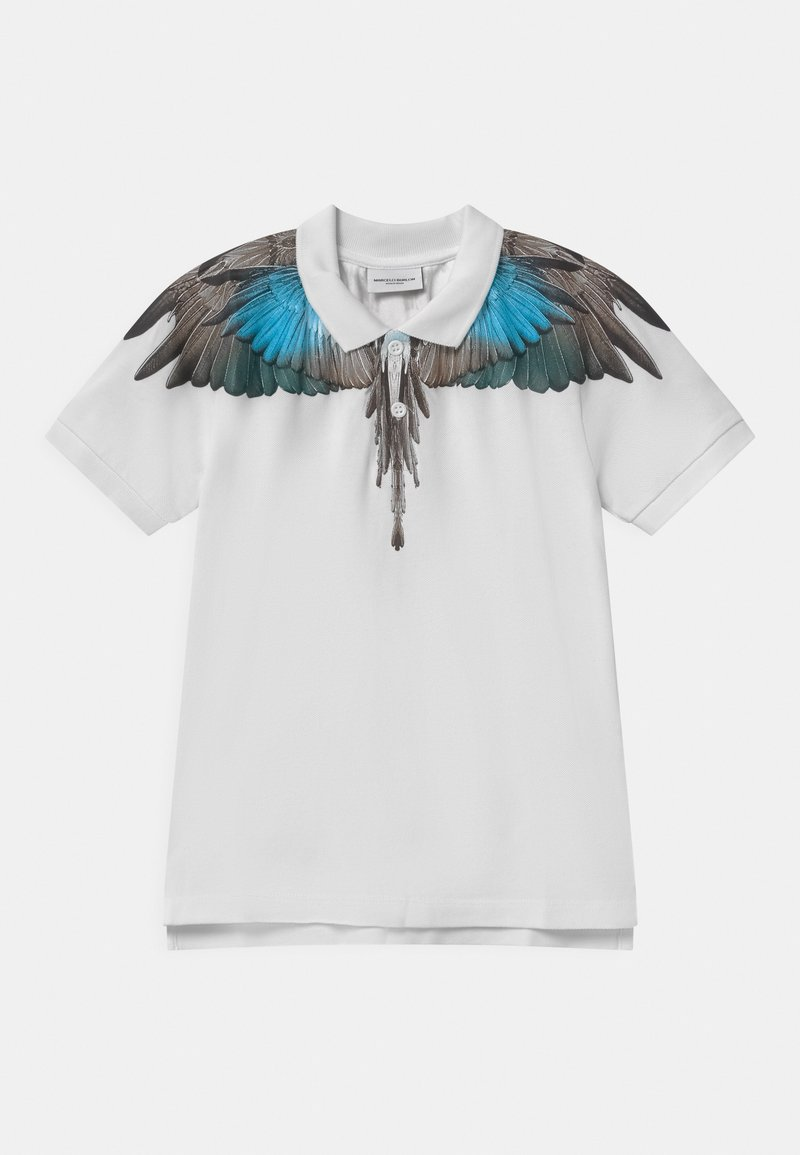 Marcelo Burlon - WINGS  - Polo shirt - bianco