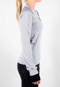 MOROTAI - T-shirt sportiva - light grey - 4