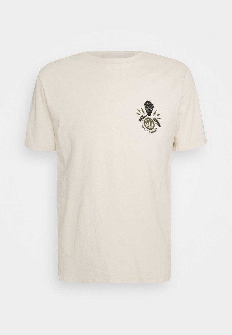 Brixton - T-shirt imprimé - beige