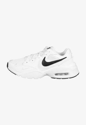 AIR MAX FUSION - Sneakersy niskie - white / black