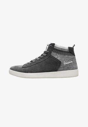 High-top trainers - grigio scuro
