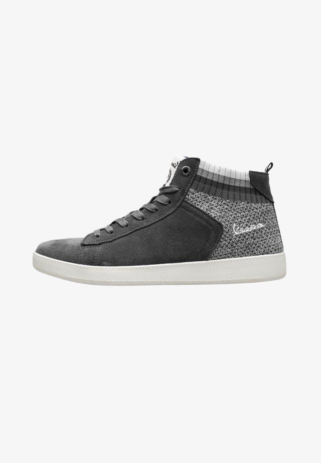 Sneakers alte - grigio scuro