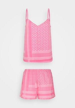 SHORTY - Pyjamas - pink