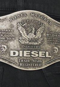 Diesel - DE-FEDY-SP - Denim skirt - black - 2