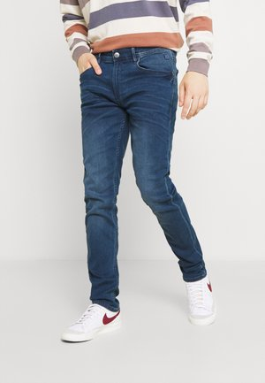 TWISTER FIT JOGG - Jeans Tapered Fit - denim middle blue