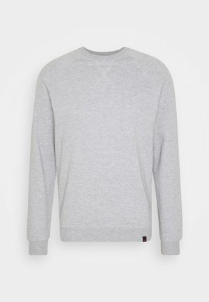 BASIC CREW - Sweatshirt - grey