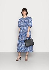 InWear - HARUKAIW DRESS - Maxi dress - dotted flowers - 1