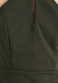 WAL G. - JAYNE LEE HALTER NECK DRESS - Cocktail dress / Party dress - khaki - 6