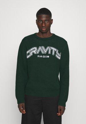 JOHAN GRAVITY UNISEX - Jumper - green