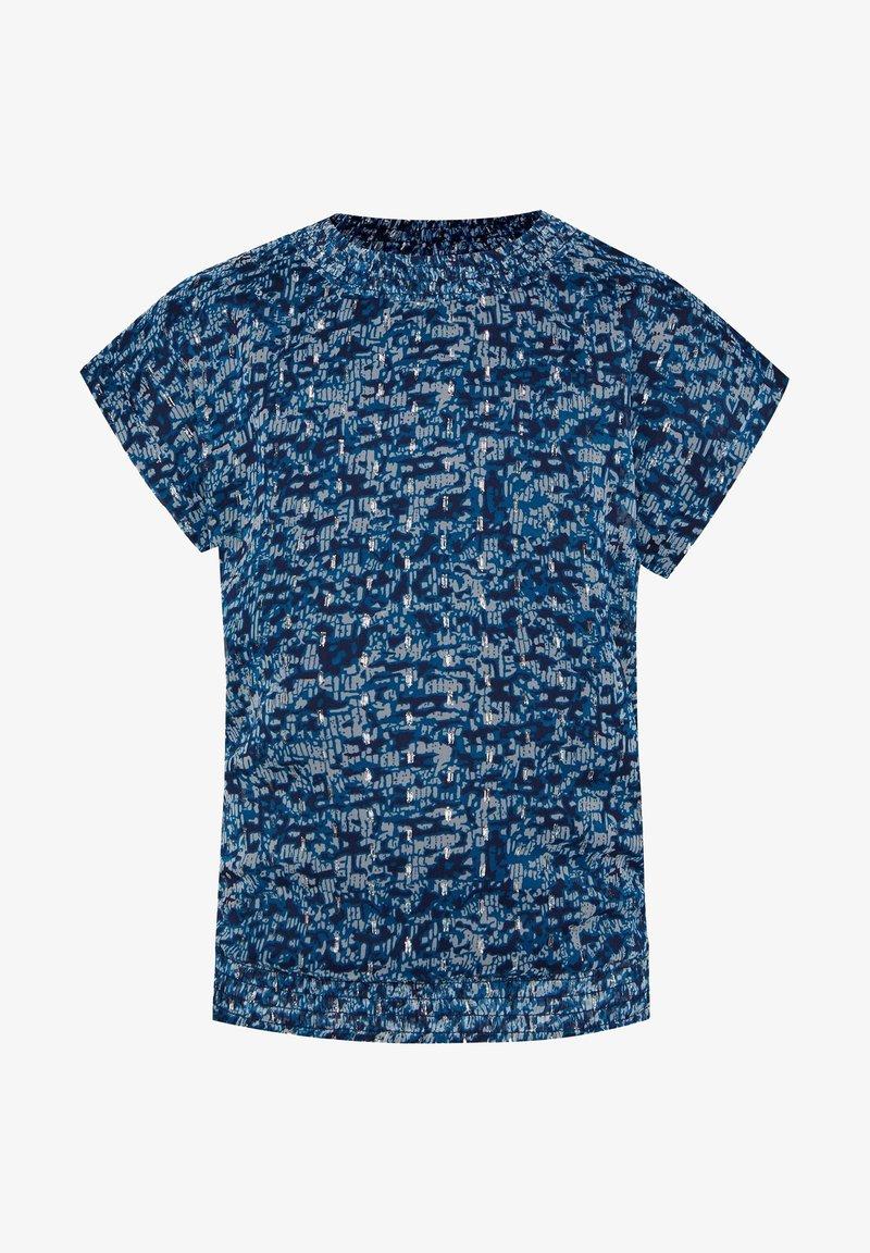 WE Fashion - WE FASHION MÄDCHENBLUSE MIT GLITZER-DETAILS - Blouse - dark blue