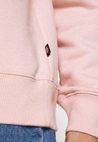 Dickies - OAKPORT HIGH NECK - Sweatshirt - light pink - 4