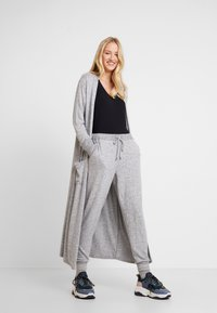 Lounge Nine - LUCCA - Cardigan - light grey melange - 1