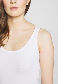 Lauren Ralph Lauren - KELLY SLEEVELESS - Top - white - 4