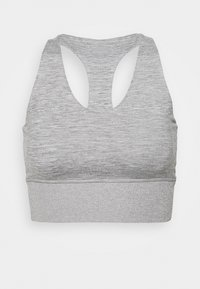Cotton On Body - SOFT VESTLETTE - Top - mid grey marle - 3
