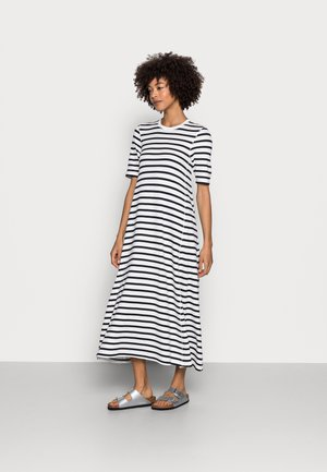 JERSEY DRESS - Sukienka z dżerseju - multi/dark blue