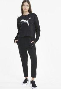 Puma - NU-TILITY - Sweatshirt -  black - 1