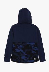 Retour Jeans - EDO - Chaqueta de punto - dark indigo blue - 1
