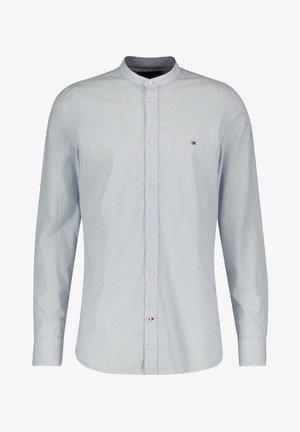 SEESUCKER DOBBY - Shirt - light blue