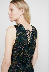 Q/S designed by - Maxi dress - black - 4