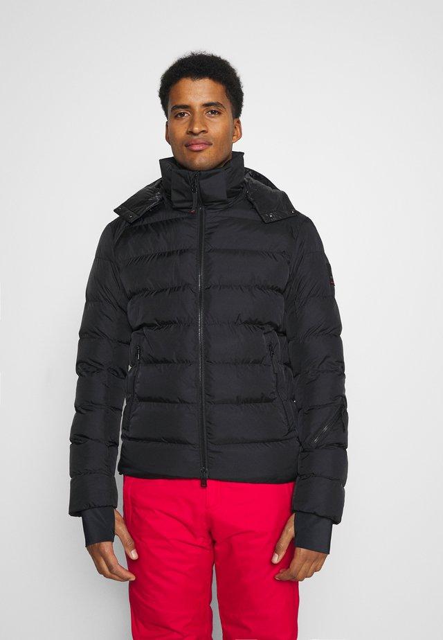 LASSE - Lyžařská bunda - black
