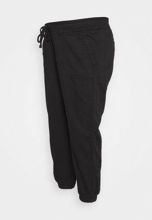 UTILITY - Joggebukse - true black