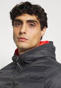INDICODE JEANS - CREEKSIDE - Light jacket - dark grey - 3