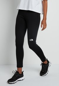 The North Face - WOMENS NEW FLEX HIGH RISE 7/8 - Tights - black - 0