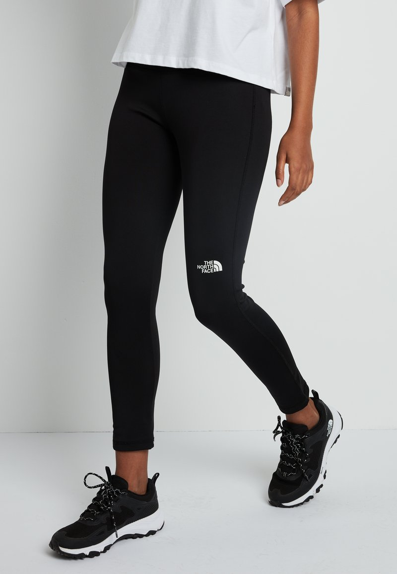 The North Face - WOMENS NEW FLEX HIGH RISE 7/8 - Tights - black