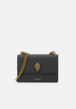 SHOREDITCH CROSS BODY - Olkalaukku - black