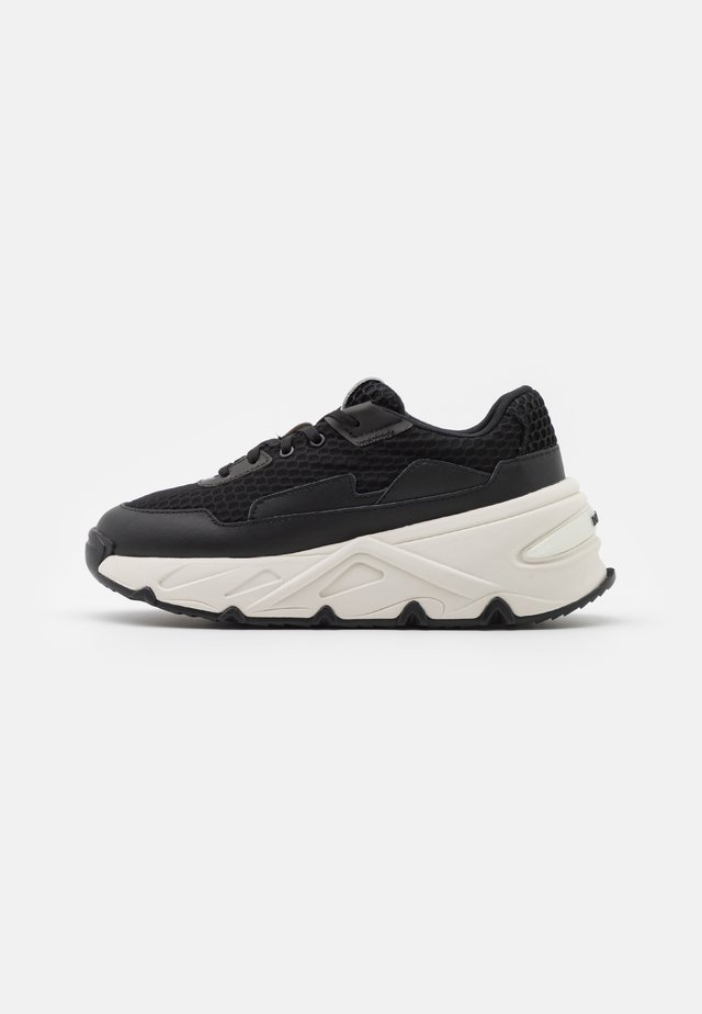 S-HERBY LC - Baskets basses - black