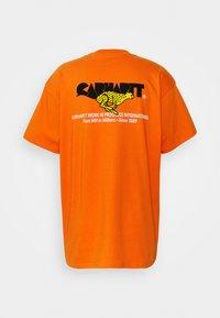 Carhartt WIP - RUNNER - Printtipaita - hokkaido - 1