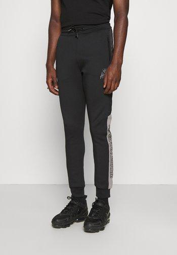 DUNWEN JOGGER - Pantaloni sportivi - black