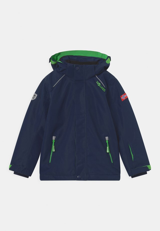 HOLMENKOLLEN SNOW PRO UNISEX - Ski jas - navy/green