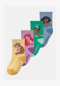 GAP - TODDLER GIRL 4 PACK - Skarpety - multi-coloured - 0