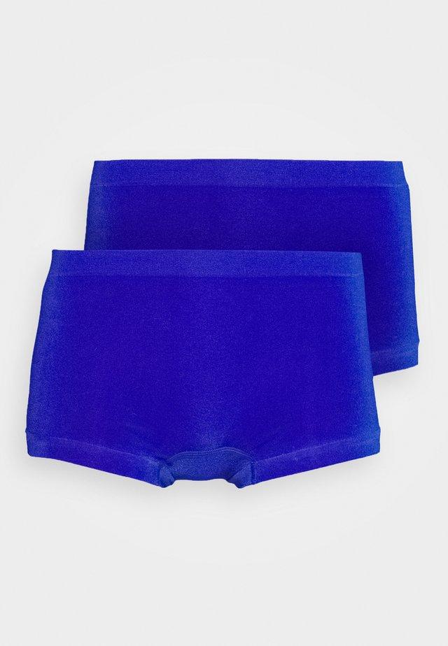 COMFORT BOYSHORT 2 PACK - Underkläder - cobalt