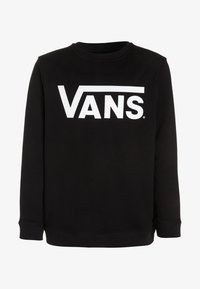 Vans - Felpa - black/white - 0
